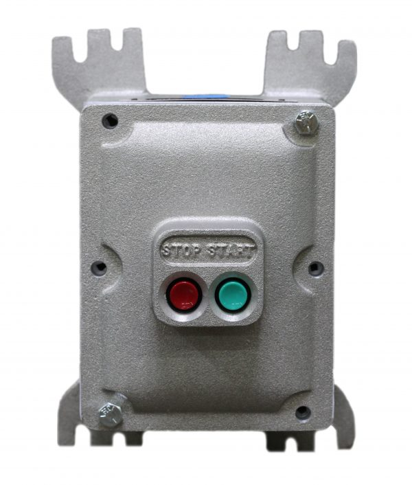 Explosion Proof Manual Motor Starters - C1D1 Hazardous Location Rating