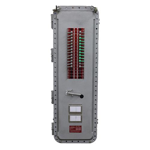 Nema7-Vertical-Main-Breaker-Division-1-Panelboard