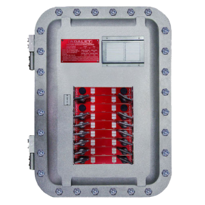 Explosion Proof Back-Fed Main Breaker Panelboard