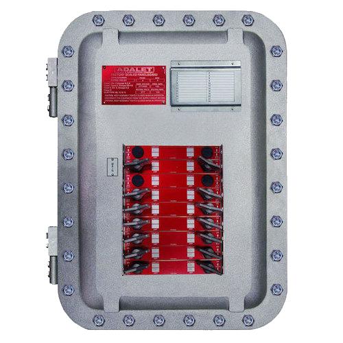 Explosion Proof Back-Fed Main Breaker Panelboard