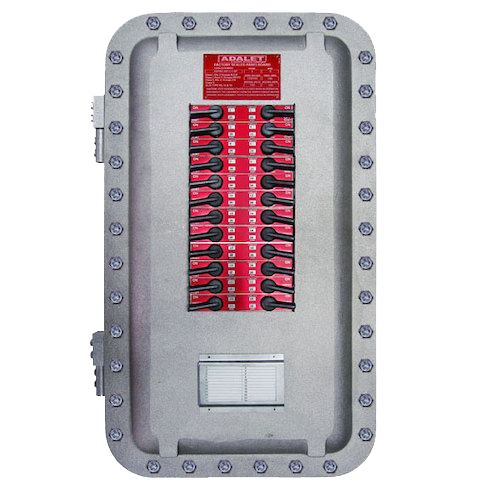 Explosion Proof Lighting Panelboard - Main Lug Only